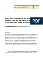 Bong Joon Ho's Parasite and post-2008 Revolts - From the Discourses of the Master to the Destituent Power of the Real.pdf