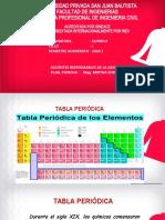 TEORIA CLASIFICACION DE LA TABLA PERIODICA.pptx