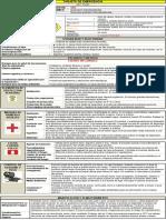 Tarjeta de Emergencia Jet Fuel