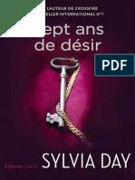 Sylvia Day - Sept ans de desir.pdf