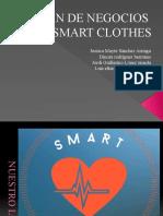 PLAN DE NEGOCIOS SMART CLOTHES