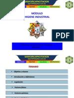 Presentacion curso de higiene industrial en SASKORCAPACITACION