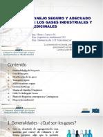 ANDI-MANEJO SEGURO DE LOS GASES INDUSTRIALES