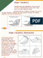 rock slope stability (slides)