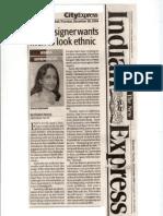 Indian Express 2004