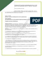 204669748 Code de La Pharmacie