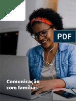 [DESIGN] Comunicação com famílias
