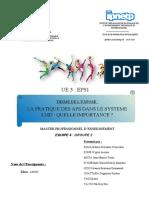 EXPOSE LES APS DANS LE LMD.docx