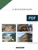 2. El Sector de la Construcción