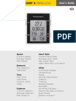 panocomp X manual