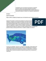 La ingeniería de la industria automotriz