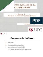 Unidad 3 - Procesos de Selección (Obra Pública)-2