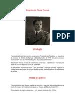 Biografia de Costa Gomes[1]