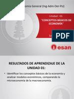 PPT 1 Conceptos Basicos de Economía