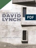 The Architecture of David Lynch.pdf