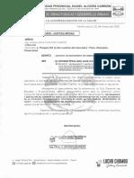 LEVANTAMIENTO DE OBERVACIONES