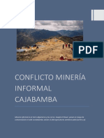 CONFLICTO MINERIA INFORMAL CAJABAMBA_0