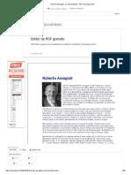 Roberto Assagioli. La Psicosíntesis - PDF Descargar libre