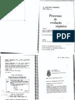 Processos de Evolução Orgânica - Stebbins (2ª Edição)