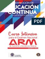 Temario ARM 2019