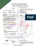 Matematica3 Semana 11 Guia de Estudio Sistema de Ecuaciones Ccesa007