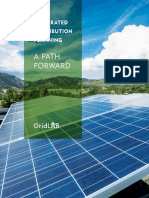 Integrated Distribution Planning - A Path Forward (GridLab)