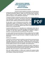 PROTOCOLO DE BIOSEGURIDAD VENTA DE FRUTAS Y VERDURAS