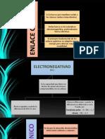 diapositivas de ENLACE QUIMICO