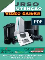 DESMONTAGEM E MANUTENÇÃO DO CONTROLE PS2