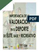 IMPORTACIA DE LA VALORACION FUNCIONAL EN EL DEPORTE.pdf
