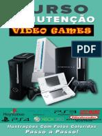 DESMONTAGEM E MANUTENÇÃO DO CONTROLE PS3