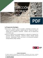 Semana 10 Prospección y exploración geológica