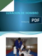 LUXACION DE HOMBRO