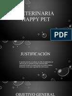 Diapositiva VETERINARIA HAPPY PET.pptx