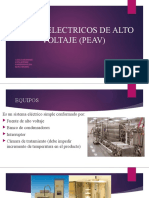 PRESENTACION PULSOS ELECTRICOS
