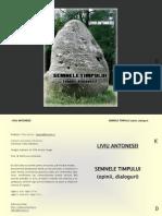 Antonesei Liviu, Semnele timpului