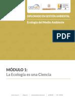 M1_01 LA ECOLOGÍA ES UNA CIENCIA -P-