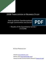 Studie Deloitte Et Al Tribalizationofbusiness Quantitative