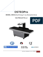 1.1. OSTEOPro DEXA User's Manual_V3.0_20120202