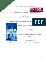 Conceptos de regulaciones y restricciones no arancelarias ..docx