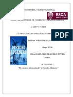 El comercio internacional y el Derecho Aduanero..docx