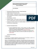 GUIA 10 - FACILITAR EL SERVICIO A LOS CLIENTES- hasta el 20 de octubre
