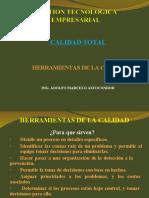 HERRAMIENTAS DE LA CALIDAD I