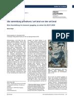 Höger2019_Article_DieSammlungPrinzhornArtBrutVor
