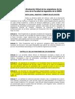 reglamento de evaluación virtual y semipresencial facultad de ingeniería-fin