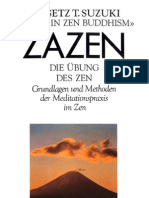 [eBook] Suzuki, Daisetz T. -- Zazen - Die Übung des Zen (O.W. Barth Verlag 1999, Buddhismus, Meditation, Mind, Spirit, german-deutsch)
