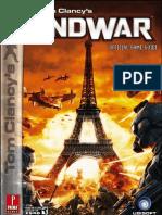Endwar Guide