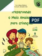 Preservando o Meio Ambiente Para Crianças