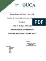 Desarrollo Criptomonedas e inversion