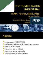 EXPO FUERZA,PESO, MASA.ppt